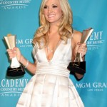 Carrie Underwood ACM Awards Winner 2010