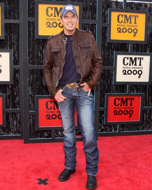 Rodney Adkins at CMT Awards