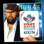 Toby Keith's Bullets In The Gun #1 Selling Album