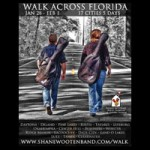 Shane Wooten Country Artist & Host of ACMC Top 40 to Walk Across Florida!