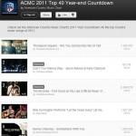 ACMC 2011 Year-end Countdown