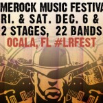 LimeRock Music Festival Hits North Central Florida on Dec 6th & 7th
