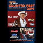 Country Fest in Port Charlotte Hosts one of the South's largest one day festivals!
